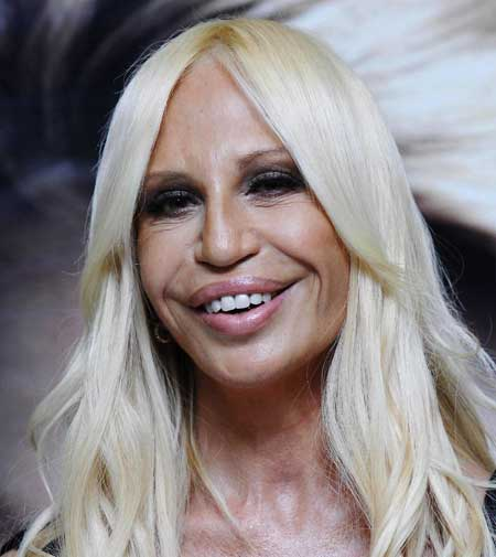 Donatella, if you can see this, STAY AWAY FROM THE SURGEONS.